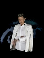 David Bowie and longtime colleague Tony Visconti produced