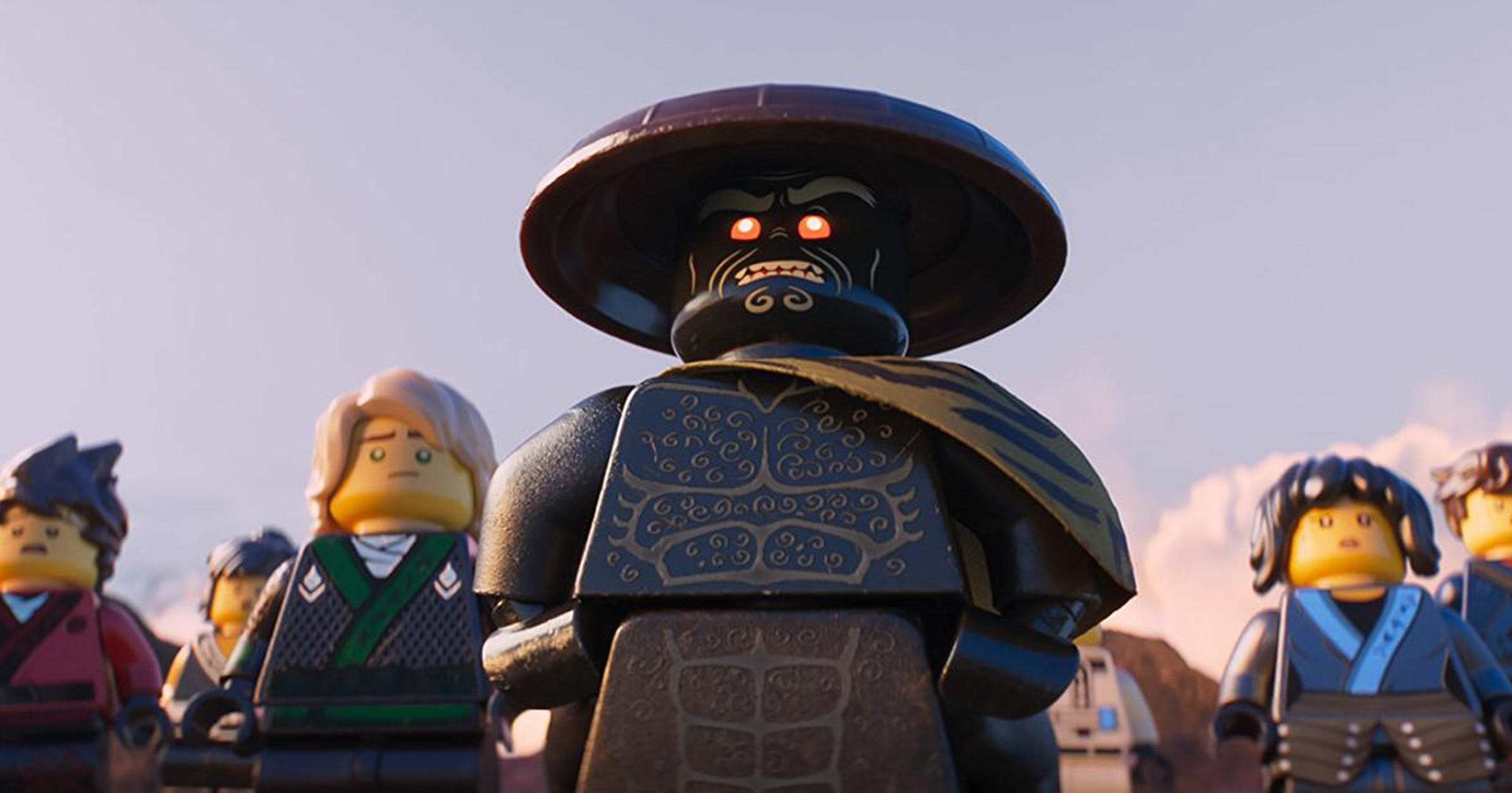Movie review: 'Ninjago' doesn't click like other Lego movies