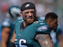 Eagles DE Chris Long donating his entire salary for educational equality