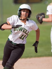 Howell's Veronica Pezzoni was first-team All-State