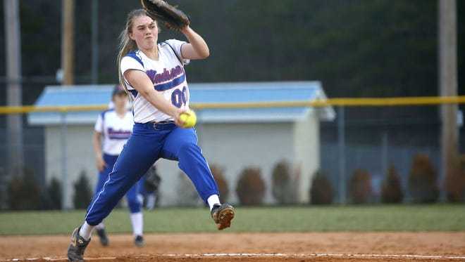 Madison's Savannah Rice has committed to play college softball for Western Carolina University.