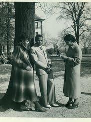 Virginia Union College in the 1940's