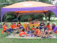 How To Have Fun Tailgating With Kids