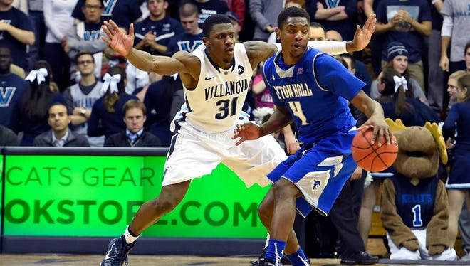 Sterling Gibbs was suspended for two games by Seton Hall.