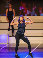 Alexandria-native Elizabeth Ohl was among the winners of the preliminary fitness category in the 61st annual Distinguished Young Women (DYW) competitions in Mobile, Alabama.