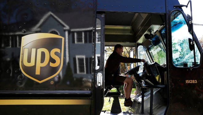UPS dropped health insurance for employees' spouses if they had insurance from elsewhere.