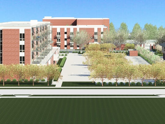 Calvin Community, a Des Moines retirement community, plans to expand its Beaverdale campus by adding several townhouses and a 36-unit apartment complex for seniors.