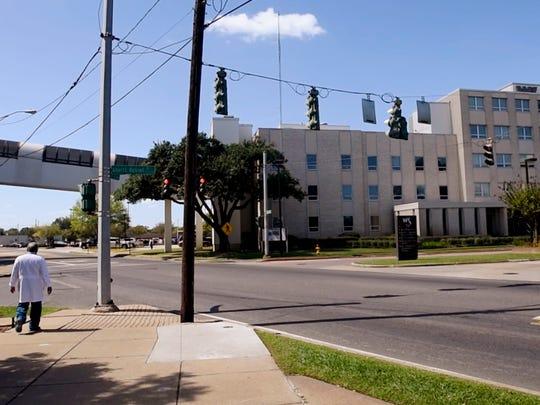 Willis-Knighton North in Shreveport.