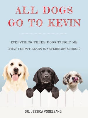 'All Dogs Go to Kevin' by Jessica Vogelsang