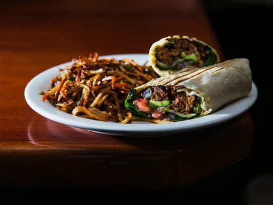 October 26, 2016 - The Black Bean Wrap is a chipotle