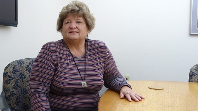 Beverly Young retired after 40 years at the Marion Area Counseling Center, most of that time as its executive director.
