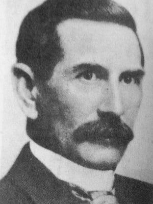 James U. Jackson, founder of North Augusta.