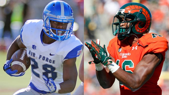 Air Force and CSU have nice football uniforms. How do they stack up against the other college football teams in Colorado?