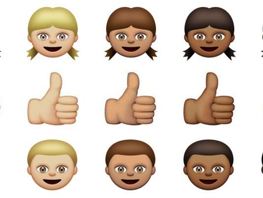Apple-Diversifying Emoji