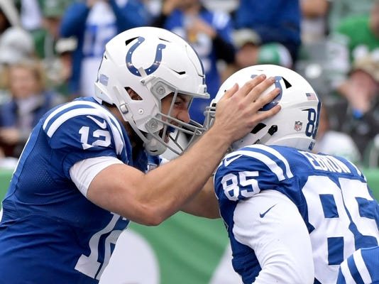 Bills vs. Colts: What uniforms each team will wear
