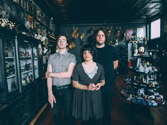 Screaming Females performs at Cactus Club Thursday.