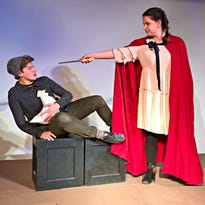 SRO Productions heads 'Into the Woods' for Sondheim musical