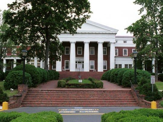 VSDB Main Hall, Virginia School for Deaf and Blind