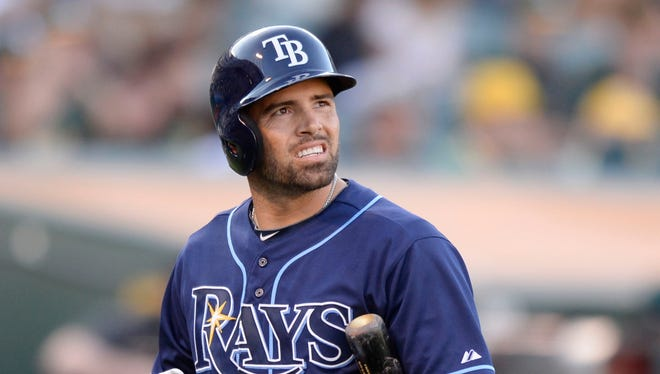 David DeJesus has played 50 of his 1,277 games with teams that finished the season with a winning record.