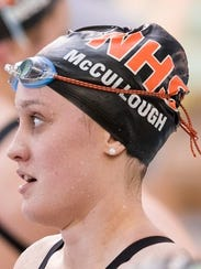 Northville's Katelyn McCullough was Division 1 All-State