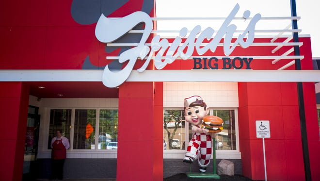 The Frisch's Big Boy on Fifth Street in Covington