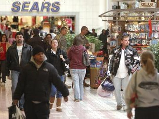 The Marketplace Mall will change to an outlet come