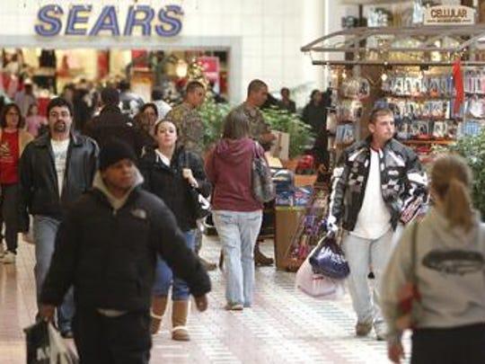 Marketplace Mall in Henrietta.
