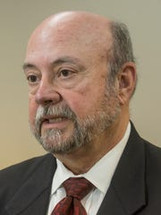 District Attorney Randall Houston