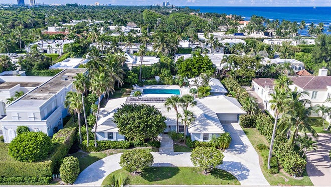 The longtime Palm Beach home of Dr. Rudolph Paul Scheerer at 117 El Mirasol has sold for a recorded $6 million to a limited liability company.
