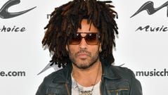 Lenny Kravitz is the latest celebrity to pay tribute