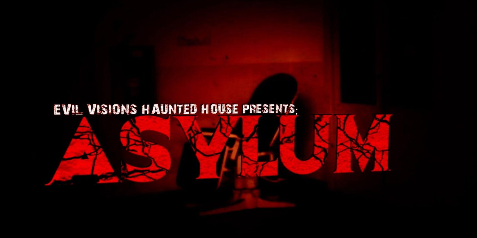 Evil Visions Haunted House is scary stuff