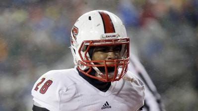 La Salle RB Jeremy Larkin is one of the state's top players to watch in the 2016 class