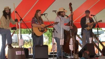 The sixth annual Bluegrass in the Pines festival will return to Rosholt Fair Park on Aug. 27-29.