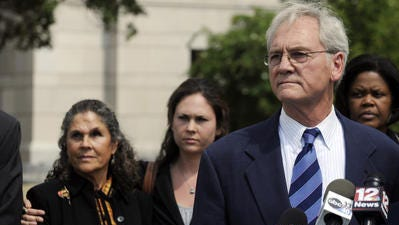 116 former state attorneys general are asking the U.S. Supreme Court to review the sentence of former Alabama Gov. Don Siegelman, who remains behind bars for his conviction in a government corruption case.