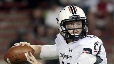 Gunner Kiel must battle to regain his job as University of Cincinnati quarterback, after missing both the 2015 Hawaii Bowl and most of 2016 spring practice.