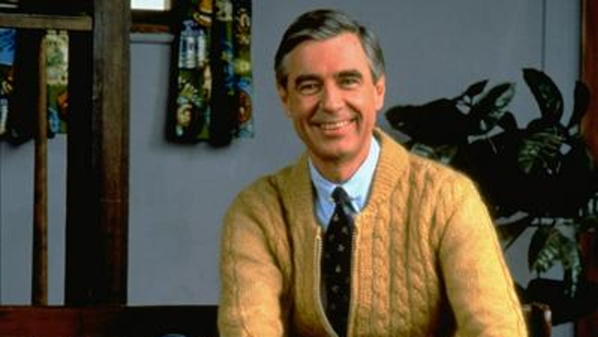 When Mister Rogers Visited Milwaukee For Marquette S Graduation