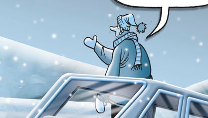 Giant winter storms are a bigger challenge for some than others.