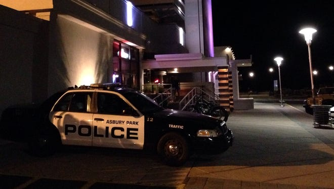 Security gets stepped up at the LGBT-friendly Empress Hotel, home of Paradise, a gay nightclub