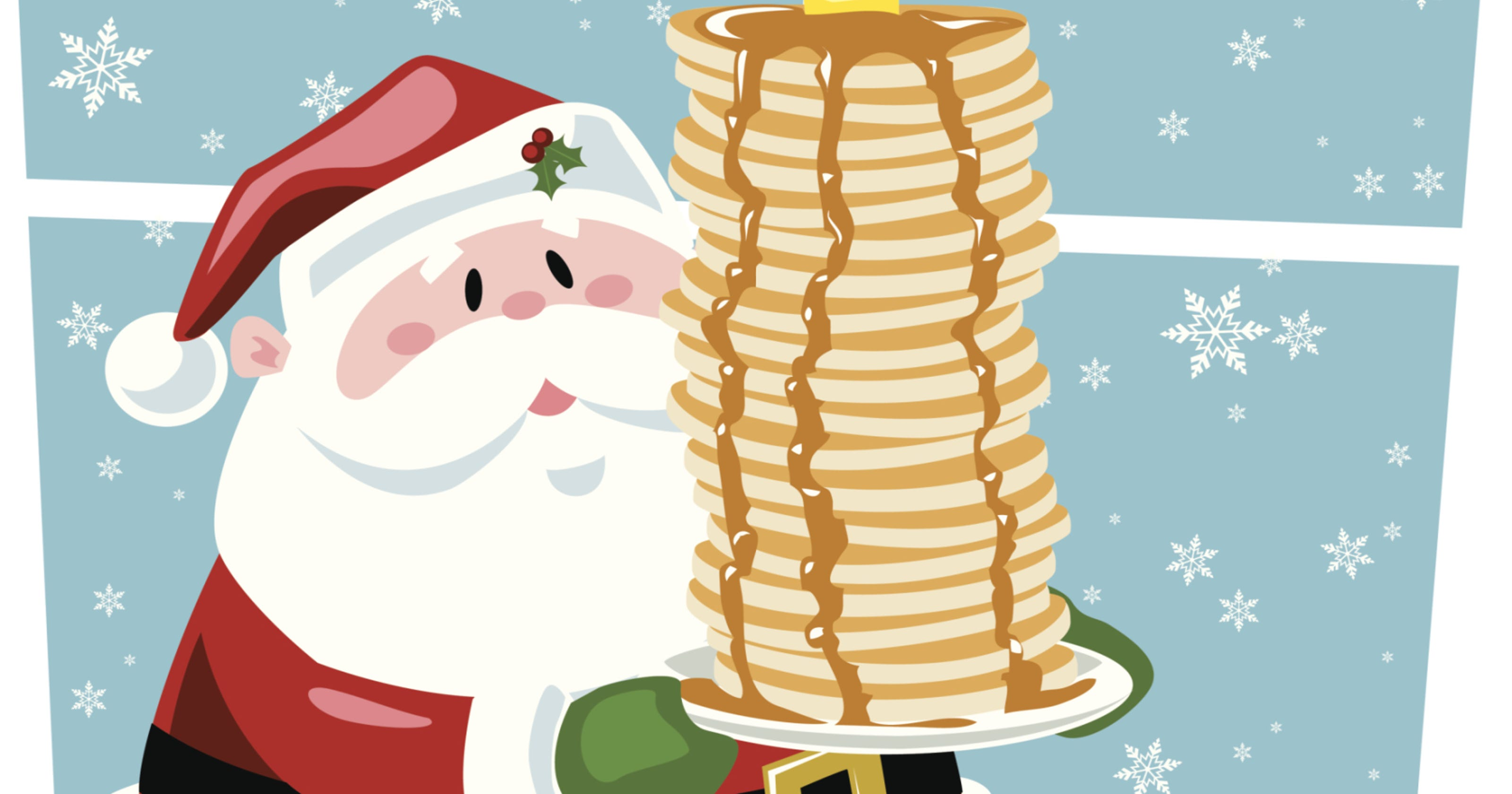 acdf6abea63d Breakfast with Santa events in Middle Tennessee