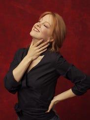 Composer and bandleader Maria Schneider leads her jazz