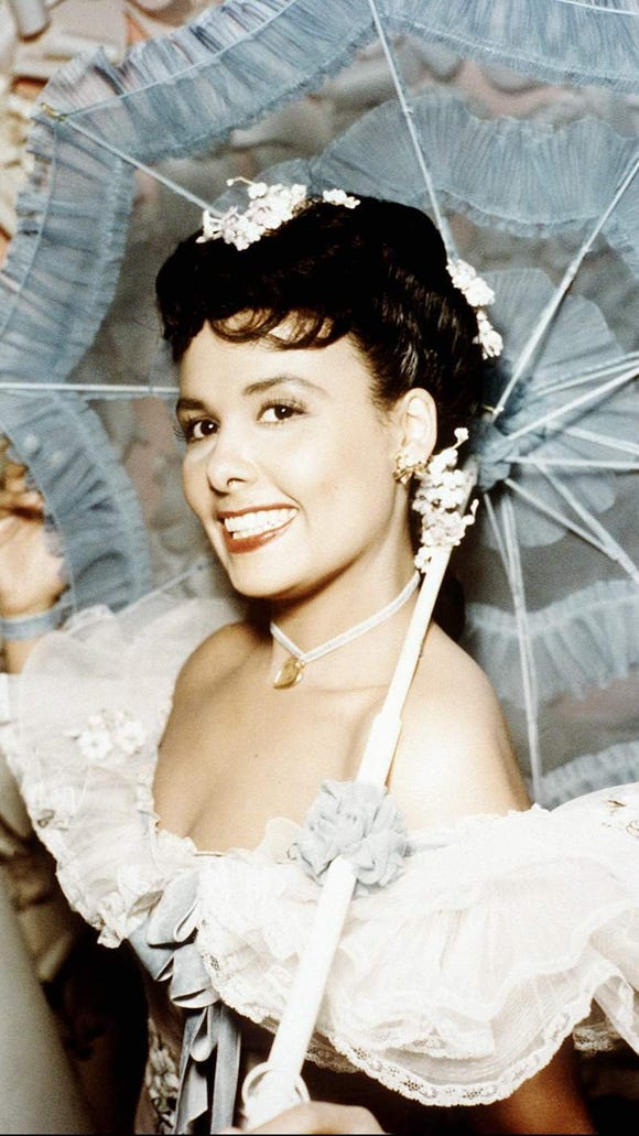 "Lena Horne was the first African American performer to sign a long-term contract with a major Hollywood studio. She is best known for her hit ""Stormy Weather"" and won 5 Grammy Awards in her career. While entertaining troops during World War II, she refused to perform for segregated audiences."