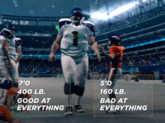 Graphic of Breaking Madden.