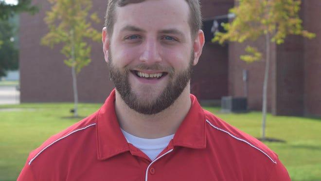 Alex Womer, Edinboro sports information director