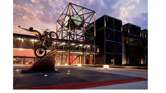 The calm before the 115th Anniversary rolls in for five days of over-the-top excitement! Enjoy music, artisans, stunts, tattoos and more on a 20-acre, park-style campus. Visit the Harley-Davidson Museum Campus, Wednesday through Saturday 9 a.m. – 11 p.m. and Sunday 9 a.m. – 6 p.m.