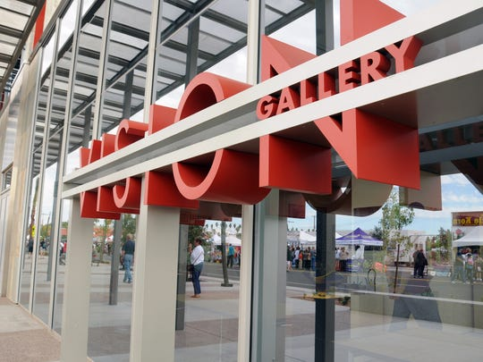 Vision Gallery in downtown Chandler.