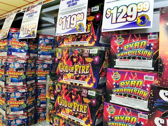 The sale and use of fireworks will be exempt from a new Brevard County burn ban ordinance that county commissioners unanimously approved this week.