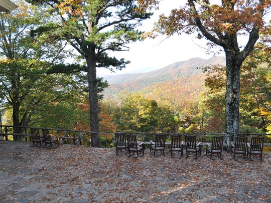 The Wildacres Retreat, a haven for artists and nonprofit educational programs, sits atop the scenic Pompey's Knob in McDowell County. The land adjoining the Blue Ridge Parkway is now protected forever.
