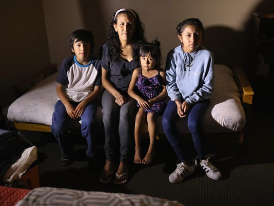 Undocumented Immigrant Remains Holed Up In Colorado Church To Avoid Deportation