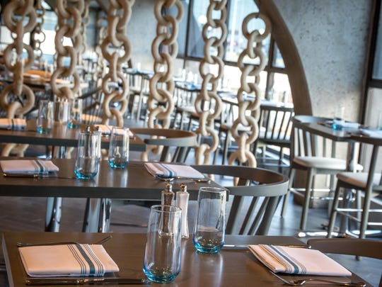 Renaissance Reno hotel debuted its riverfront Shore Room restaurant in May 2017. The restaurant serves breakfast, lunch and dinner.