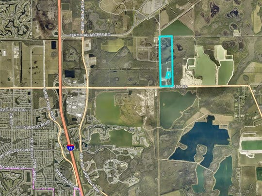 The 234 acres of land that surrounds Florida Gulf Coast University's Emergent Technologies Institute was purchased for $6.2 million and will be turned into an upscale business park.